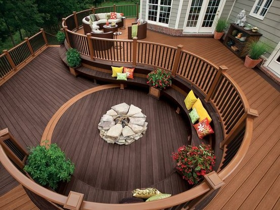 Porch Patio & Deck Construction Services in New Jersey